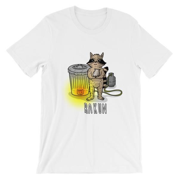 Rakun T-Shirt