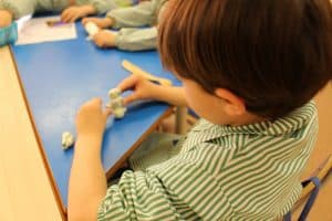 Children's Pottery class