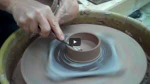 How to Make a One Piece Lidded Jar