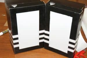 Shoe box Soft box