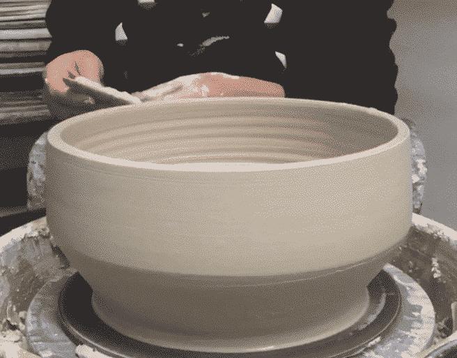 nine pound bowl